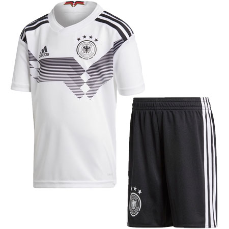 adidas Germany Home Youth Mini Kit