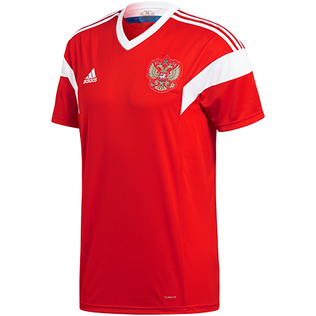 adidas Russia 2018 World Cup Home Youth Replica Jersey