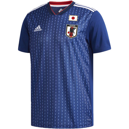 adidas Japan 2018 World Cup Home Replica Jersey