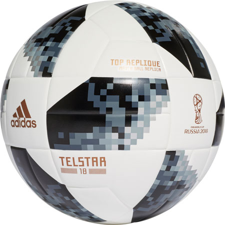 adidas Telstar 18 World Cup Replica Ball