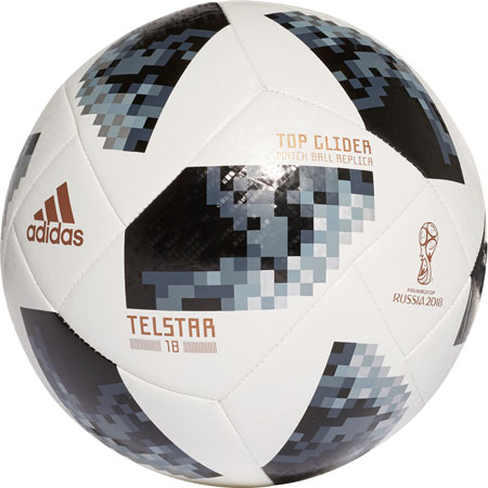 adidas Telstar 18 World Cup Glider Ball