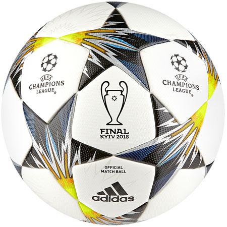 adidas UEFA Champions League Finale Kiev Official Match Ball