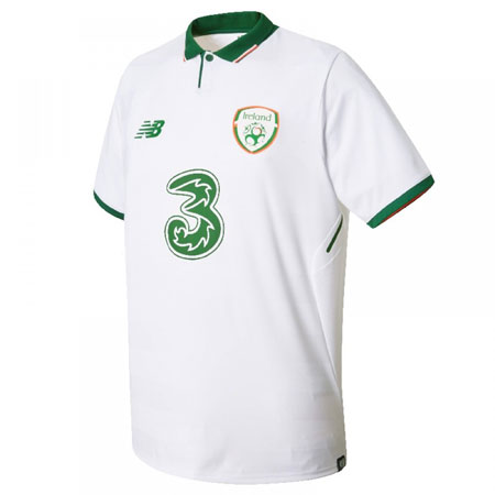New Balance Ireland 2017-18 Away Replica Jersey