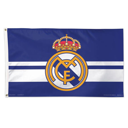 Real Madrid Flag - Deluxe 3