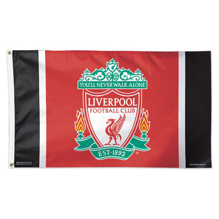 Liverpool Flag - Deluxe 3