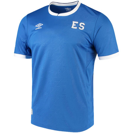 Umbro El Salvador Home 2017/18 Replica Jersey