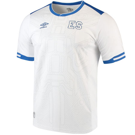 Umbro El Salvador Away 2017/18 Replica Jersey