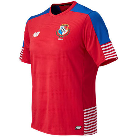 New Balance Panama 2017-18 Home Replica Jersey