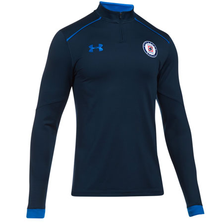 e143b90726b Under Armour Cruz Azul Zip Training Top