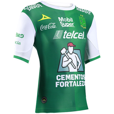 Pirma Leon Home Youth Jersey 2017-2018