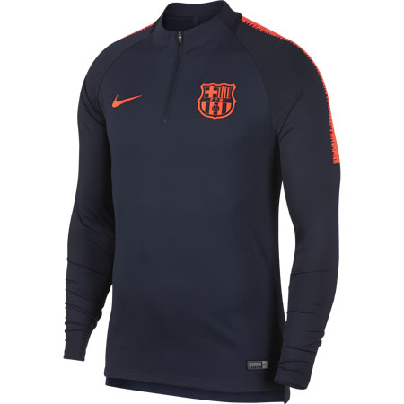 1a2526156 Nike FC Barcelona Dry Squad Dril Top