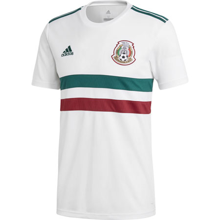 adidas Mexico 2018 World Cup Away Replica Jersey