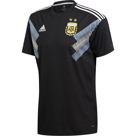 adidas Argentina 2018 World Cup Away Replica Jersey
