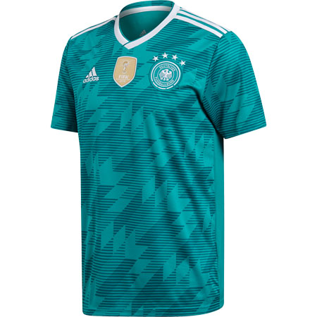 adidas Germany 2018 World Cup Away Replica Jersey