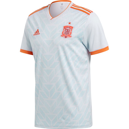 adidas Spain 2018 World Cup Away Replica Jersey