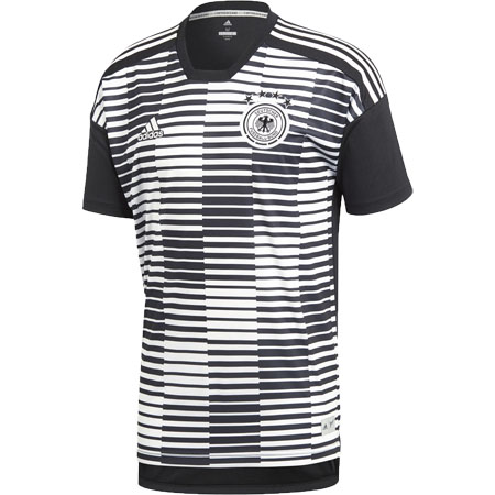 adidas Germany Home Parley Pre-Match Jersey