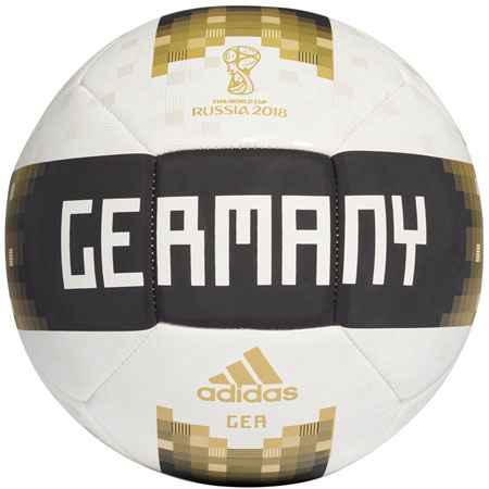 adidas Germany Soccer Ball