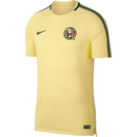 Nike Club America Squad Training Top SS
