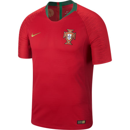 Nike Portugal 2018 World Cup Home Vapor Match Jersey