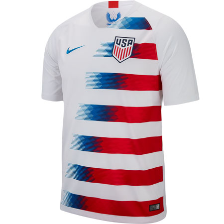 Nike United States 2018 Home Stadium Jersey