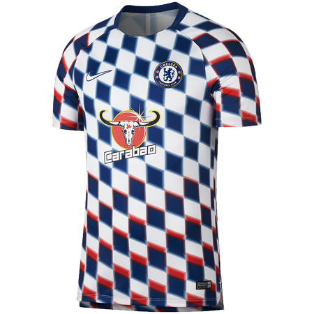 Nike Chelsea Dry Squad Top SS GX 2