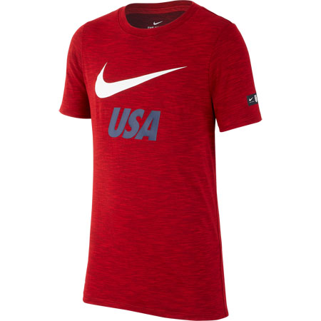 Nike United States Youth Slub T-Shirt