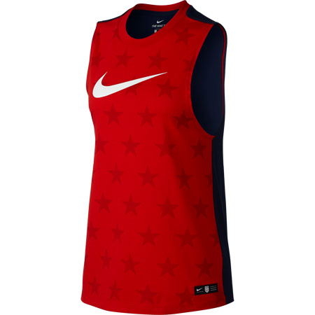 Nike Dry United States Womens Tank