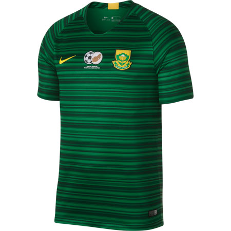 Nike South Africa 2018 Away Stadium Jersey