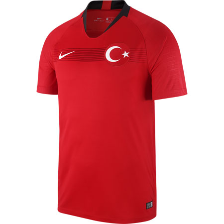 Nike Turkey 2018 Home Stadium Jersey