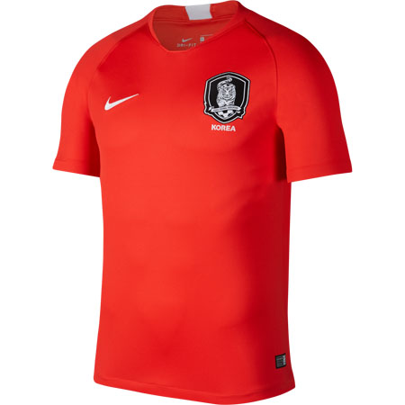 Nike Korea 2018 World Cup Home Stadium Jersey