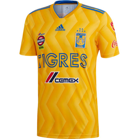 adidas Tigres UANL 2018-19 Youth Away Replica Jersey