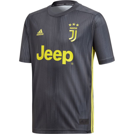 adidas Juventus 3rd 2018-19 Youth Replica Jersey
