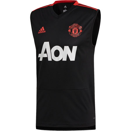 adidas Manchester United Training SL Top
