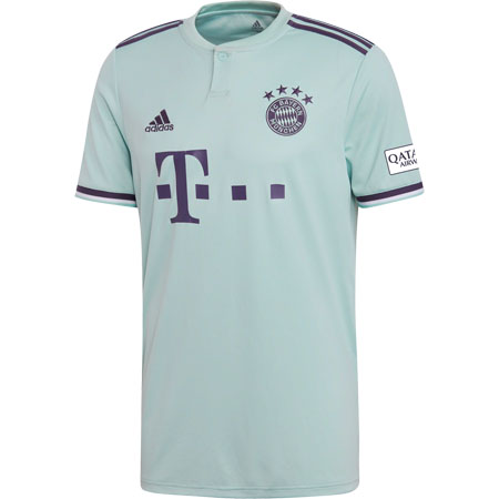 adidas Bayern Munich Away 2018-19 Replica Jersey
