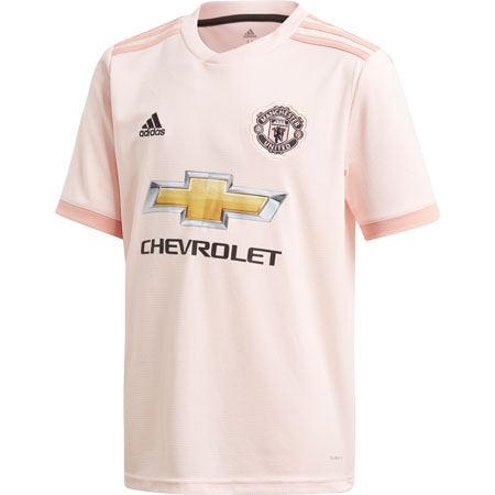 adidas Manchester United Away 2018-19 Youth Replica Jersey