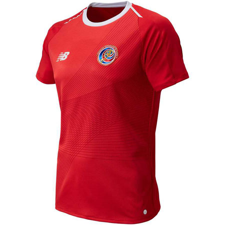 New Balance Costa Rica 2018 World Cup Home Replica Jersey