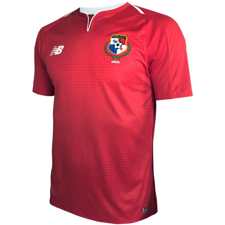 New Balance Panama 2018 World Cup Home Jersey