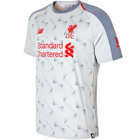New Balance Liverpool 2018-2019 3rd Replica Jersey