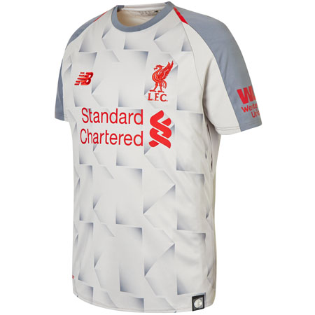 New Balance Liverpool 2018-2019 3rd Youth Replica Jersey