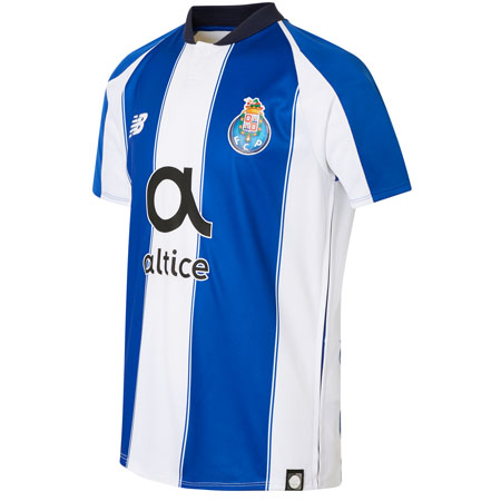 New Balance Youth FC Porto 2018-2019 Home Replica Jersey