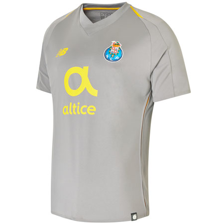 New Balance FC Porto 2018-2019 Away Replica Jersey