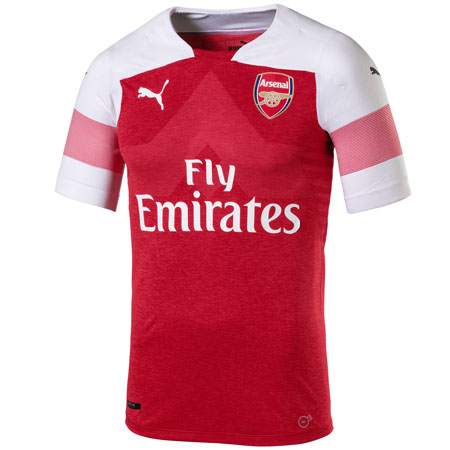 Puma Arsenal Home 2018-19 evoKNIT Authentic Jersey