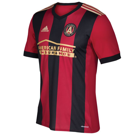 adidas Atlanta United Home 2018-19 Primary Jersey
