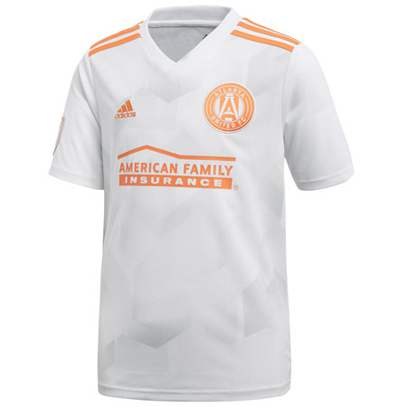adidas Atlanta United Away 2018-19 Youth Secondary Jersey