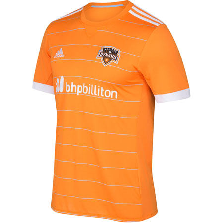 adidas Houston Dynamo Home 2018-19 Replica Jersey