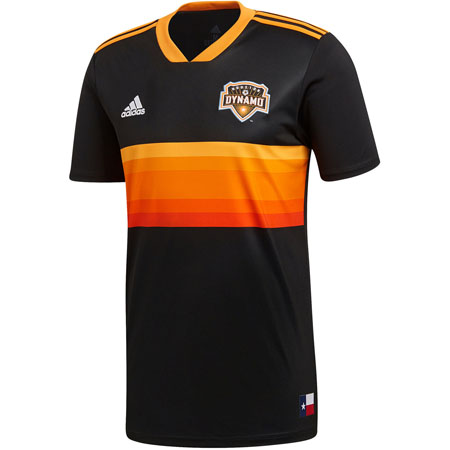 adidas Houston Dynamo Away 2018-19 Replica Jersey