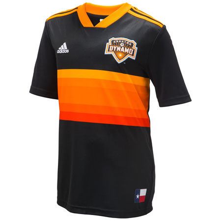 adidas Houston Dynamo Away Youth Replica
