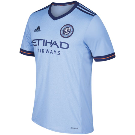 adidas New York City FC Home 2018-19 Replica Jersey