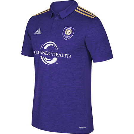 adidas Orlando City SC Home 2018-19 Replica Jersey
