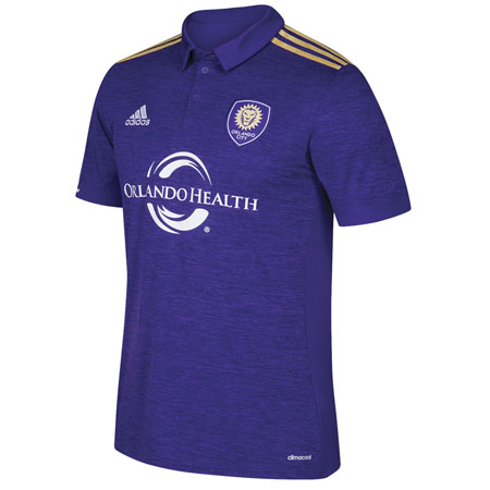 adidas Orlando City Home 2018-19 Youth Primary Jersey